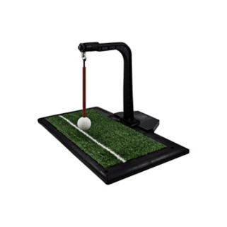 Club Champ Indoor/Outdoor Swing Groover Golf Training Aid