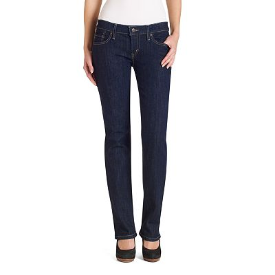 Levi's 524 Straight Jeans - Juniors