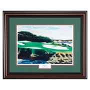 Cypress Point 15 Framed Art Print