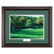 Augusta 11 White Dogwood Framed Art Print