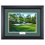 Augusta 13 Azalea Framed Wall Art