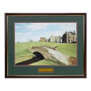 St. Andrews 18 Framed Wall Art