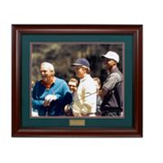 Golf Greats Framed Photograph
