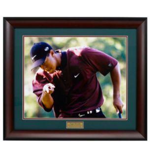 Tiger Woods Framed Photograph