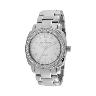 Peugeot Women's Crystal Watch - 7075S
