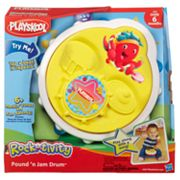 Playskool Rocktivity Pound 'n Jam Drum by Hasbro