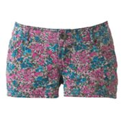 SO Floral Shorts - Juniors