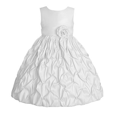 4303eb599d Right now Kohls has some really beautiful toddler dresses for potential flower  girls at a fraction of the bridal shop s cost! This dress above is normally  ...