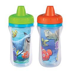 Disney \/ Pixar Finding Nemo 2-pk. Insulated Sippy Cups by The First Years by