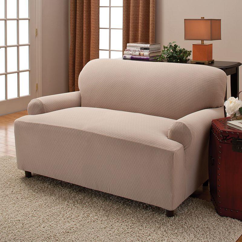 spandex sofa slipcover kohl 39 s