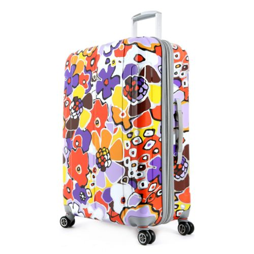 Olympia Luggage, Blossom 25-in. Expandable Spinner Upright