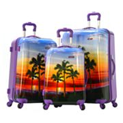 Olympia Luggage, Palm Beach 3-pc. Luggage Set