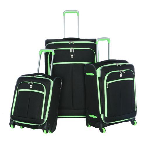 Olympia Luggage, O-Tron 3-pc. Expandable Luggage Set
