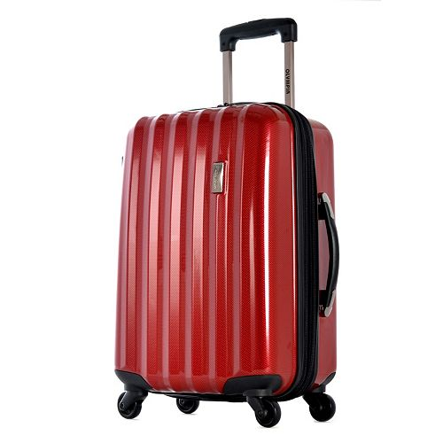 Olympia Titan Spinner Luggage