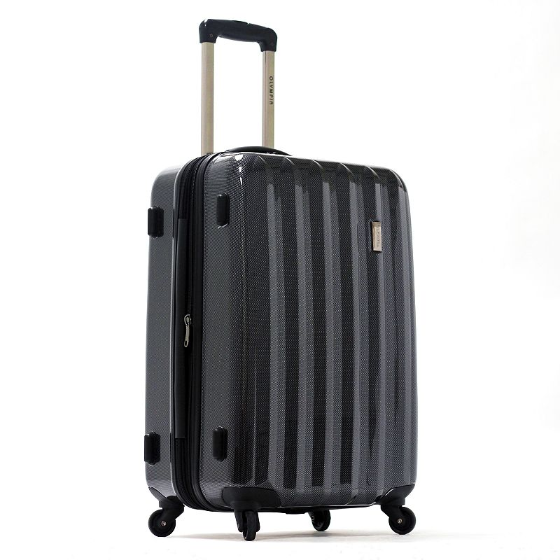 7128b5b49 SKU-HF-7121-RD Olympia Titan Spinner Luggage, Red from Kohls ...