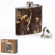 Totes Outdoor Camo Flask