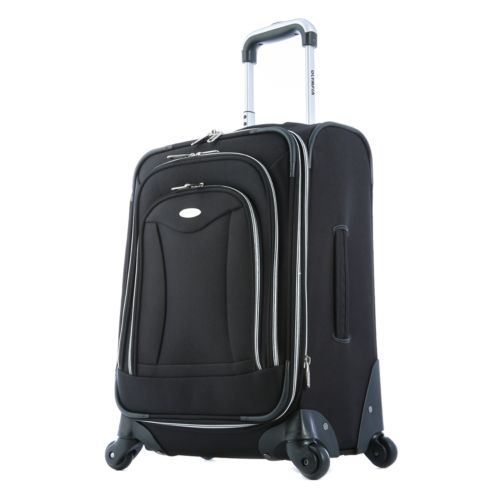 Olympia Luggage, Luxe 21-in. Expandable Spinner Carry-On
