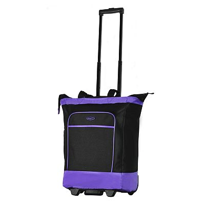 Olympia Luggage, 20-in. Wheeled Carry-On