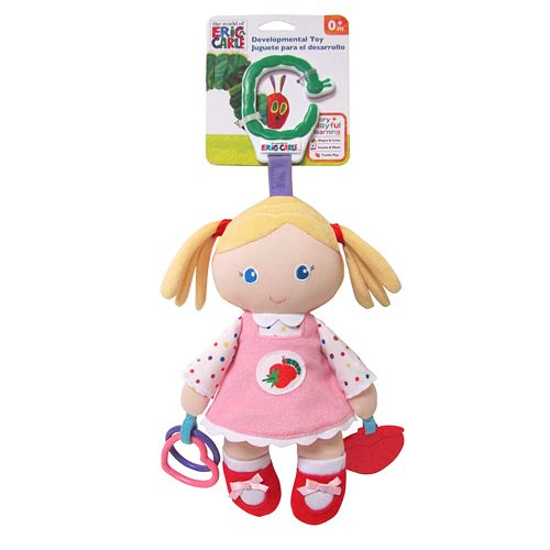 The World of Eric Carle Dolly by Kids Preferred