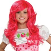 Strawberry Shortcake Costume Wig - Kids