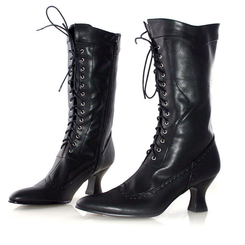 Amelia Costume Boots - Adult