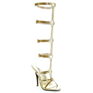 Strappy Costume Shoes - Adult
