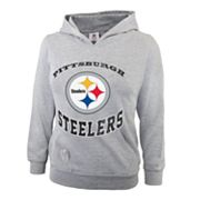 Pittsburgh Steelers Hoodie - Girls 7-16