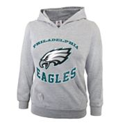 Philadelphia Eagles Hoodie - Girls 7-16