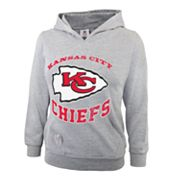 Kansas City Chiefs Hoodie - Girls 7-16