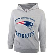 New England Patriots Hoodie - Girls 7-16