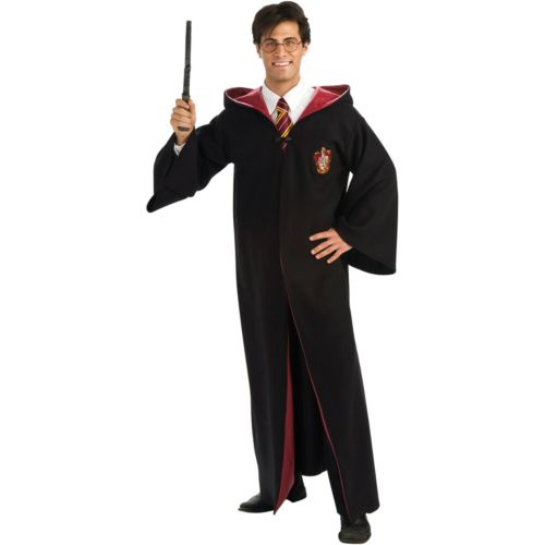 Harry Potter Deluxe Robe Costume - Adult