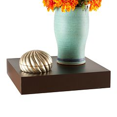 Spring 10-in. Floating Shelf