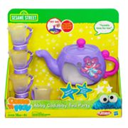 Sesame Street Come 'n Play Abby Cadabby Tea Party Set by Playskool