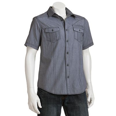 Helix Casual Woven Shirt - Men