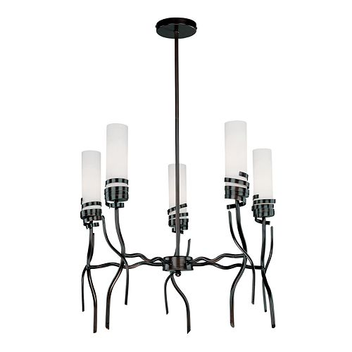 Espiral 5-Light Chandelier