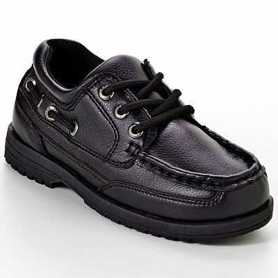 French Toast Uniform Shoes - Boys