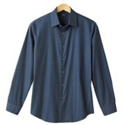 Apt. 9 Checked Casual Button-Down Shirt