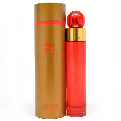 Perry Ellis 360 Red Eau de Parfum Spray - 3.4 oz.
