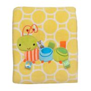 Taggies Caterpillar Security Blanket
