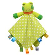Taggies Froggie Security Blanket