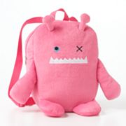 Fuzzy Monster Backpack - Kids