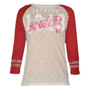 Wisconsin Badgers Onside Kick Slubbed Tee