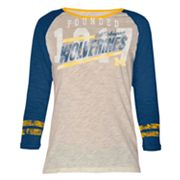 Michigan Wolverines Onside Kick Slubbed Tee