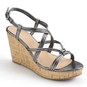 Apt. 9 Platform Wedge Sandals - Women