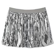 SO Sequin Bubble Skirt - Girls 7-16