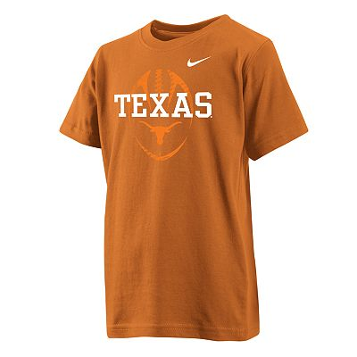 Nike Texas Longhorns Tee - Boys 4-7