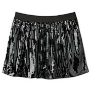 SO Sequin Bubble Skirt - Girls Plus