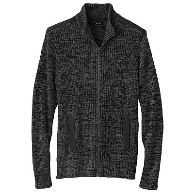 Apt. 9 Marled Full-Zip Sweater