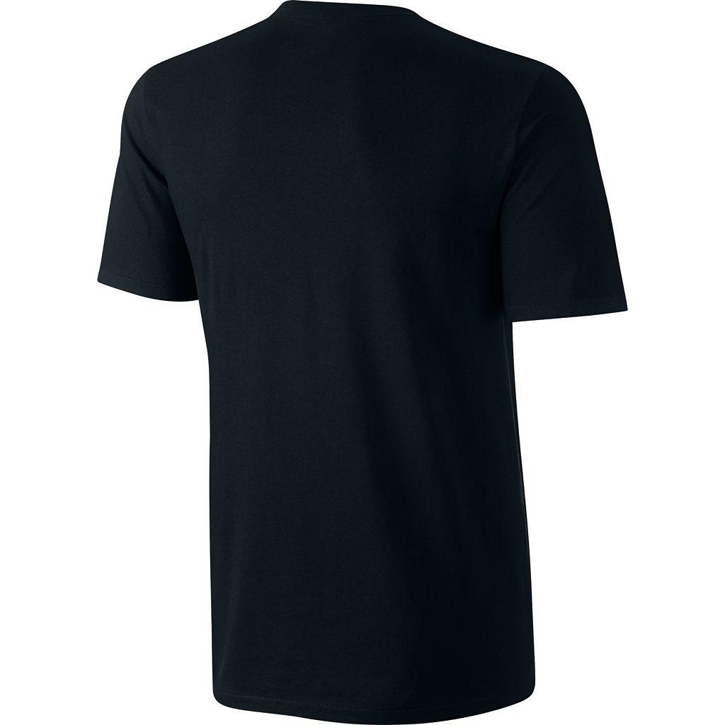 Men's Nike Swoosh Logo Tee