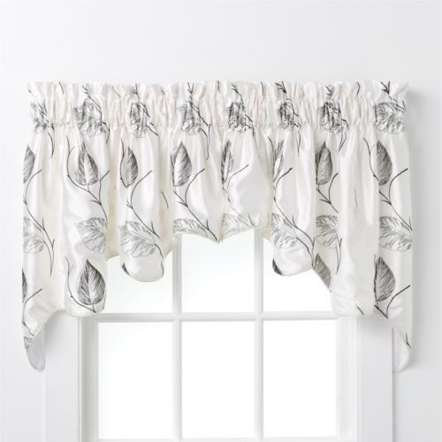 Ellis Curtains Astonish Embroidered Duchess Valance - 30'' x 100''